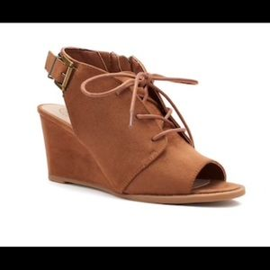 SO® Podcast Women's Wedge Ankle Boots